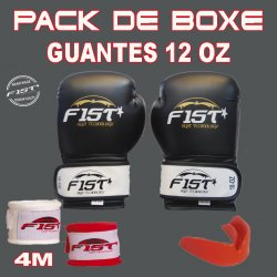 PACK DE BOXEO 12 OZ