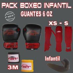 PACK K-1 INFANTIL 6 OZ