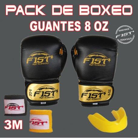 PACK DE BOXE 8 OZ