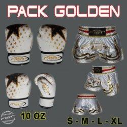 PACK GOLDEN 10 OZ T S