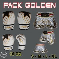 PACK GOLDEN 10 OZ