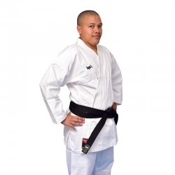 KARATEGI NKL TRAINING BLANCO 8OZ