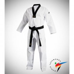 "DOBOK ADI-FIGHTER ""WT APPROVED"" COL NOIR"