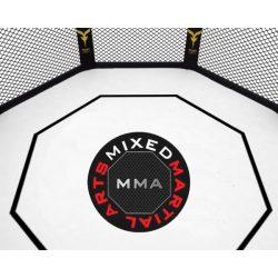 BÂCHE OCTAGON MMA PVC