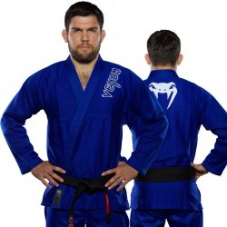 Kimono Jiu-Jitsu Brasileño VENUM CONTENDER azul